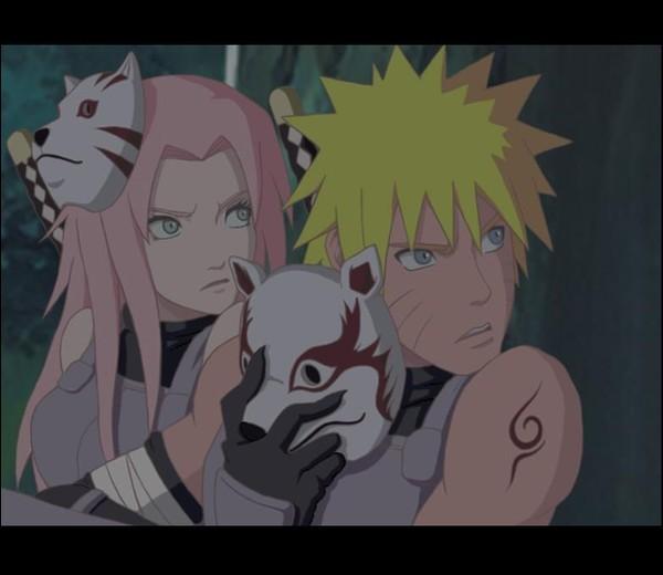 Naruto - L'image est :
