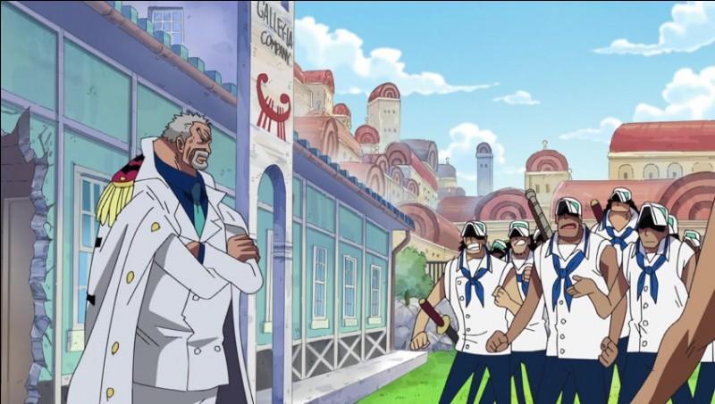 One Piece - L'image est :