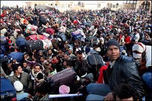 Durant cette année, il y a eu un nombre faramineux de réfugiés et de migrants fuyant leur pays pour venir en Europe. Mais combien sont-ils ?