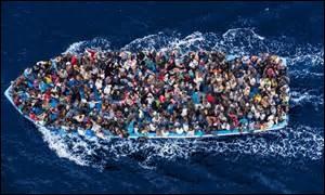Combien sont morts juste en essayant de venir en Europe ?
