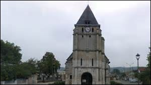 Dans une ... , il eut également l'assassinat du père Jacques Hamel à Saint-Etienne-du-Rouvray (Normandie), le 26 juillet 2016.