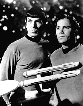 """Qui sont ces personnages de la série télévisée """"Star Trek"""" ?"""