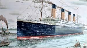 Quelle compagnie maritime britannique est surtout connue pour avoir été copropriétaire du Titanic ?