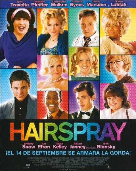 Quelle est la date de sortie du film «Hairspray» ?