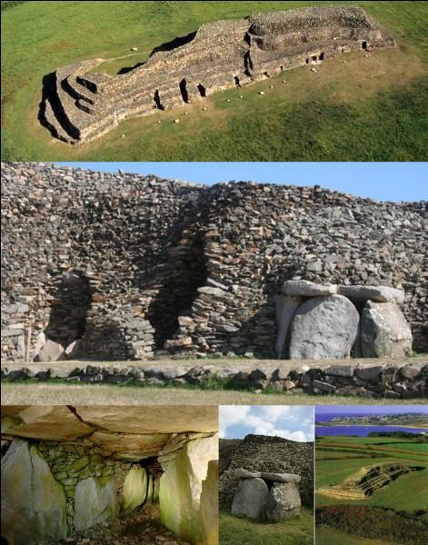 Les premières constructions en France remonte au néolithique. D'après un préhistorien, ces monuments « démesurés et prestigieux » ont peut-être d'abord une « signification symbolique » envers le monde des morts et celui des vivants.Où trouve-t-on le plus ancien monument construit par l'homme en France et en Europe ?
