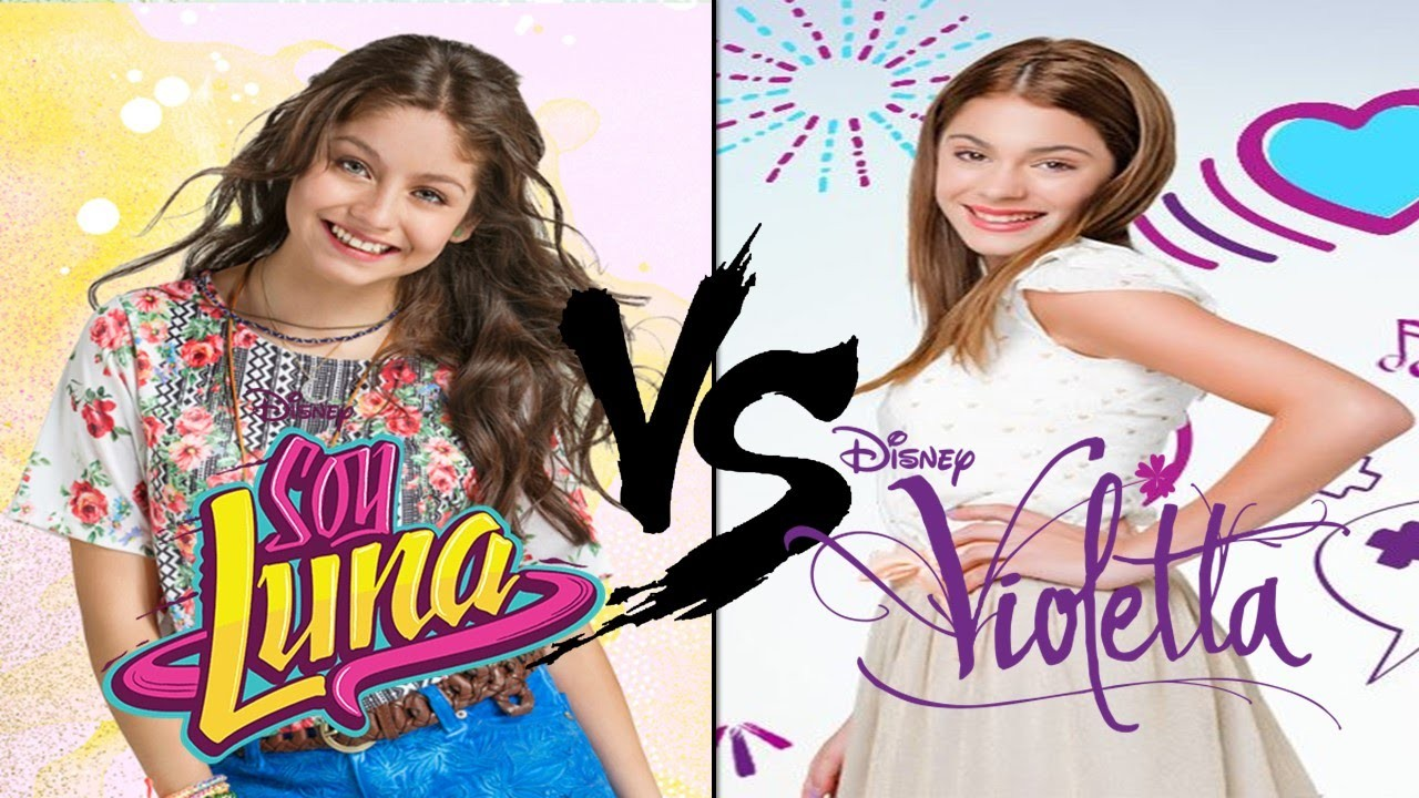 Soy Luna ou Violetta ? (2)