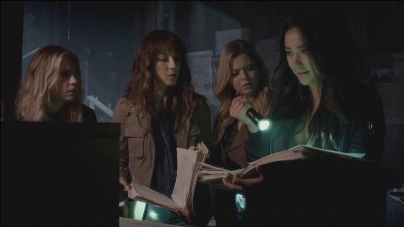 Que découvrent les Liars à la fin de l'épisode ?