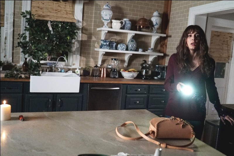 Qu'arrive-t-il à Spencer dans cet épisode ?