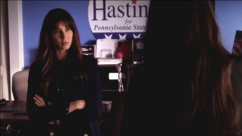 Quelle histoire Mary raconte-t-elle à Spencer ?