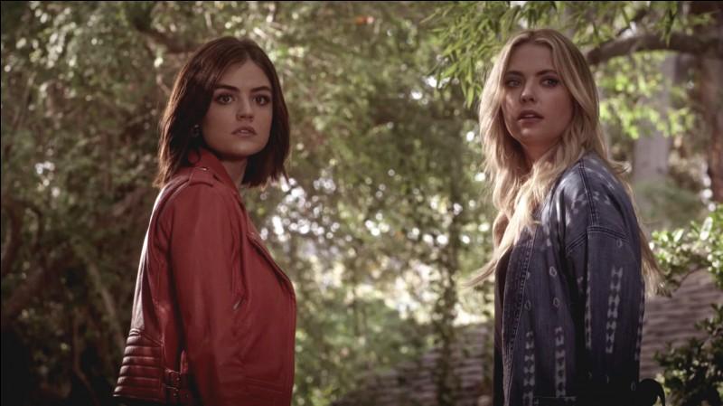 Épisode 3 : Qu'apprennent Aria et Hanna à propos de Charlotte ?