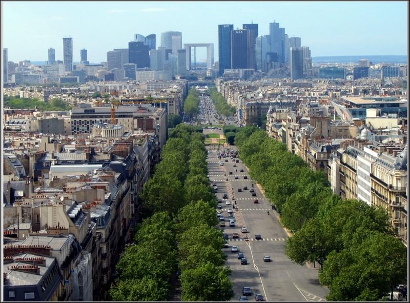 Quizz paris ses avenues ses boulevards quiz culture - 10 avenue de la porte de menilmontant ...