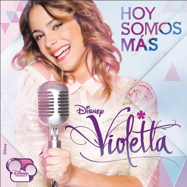 Violetta peut faire de la musique ?