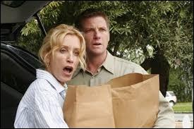Avec qui Tom a-t-il été en couple pendant son break avec Lynette ?
