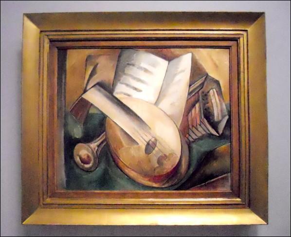 De qui est ce tableau ?