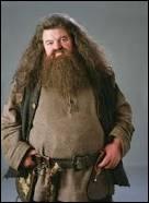 Quel est le prénom de Hagrid ?