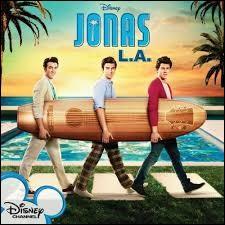"""Combien de saisons y a-t-il de """"Jonas L.A."""" ?"""