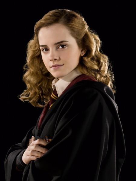 Hermione a failli s'appeler...