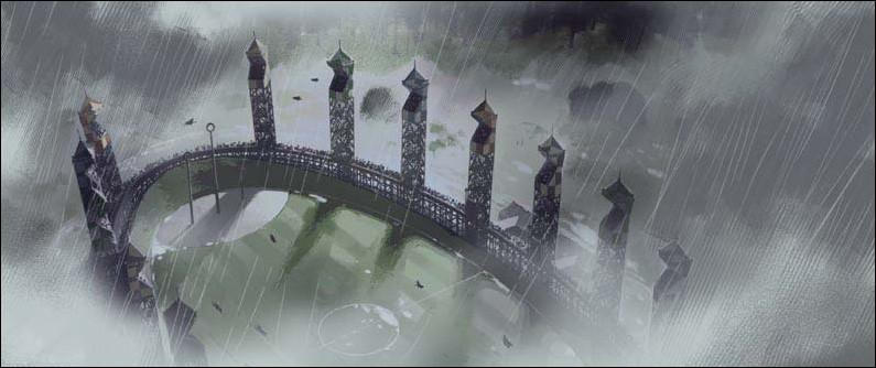 """Quel sort permet d'imperméabiliser les lunettes de Harry lors du match de Quidditch contre Serdaigle dans """"Harry Potter et le Prisonnier d'Azkaban"""" ?"""