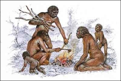 """Quelle est la signification de """"homo erectus"""" ?"""