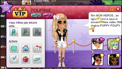 moviestarplanet en francais