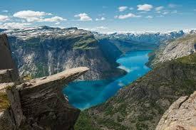 Un petit tour en Norvège