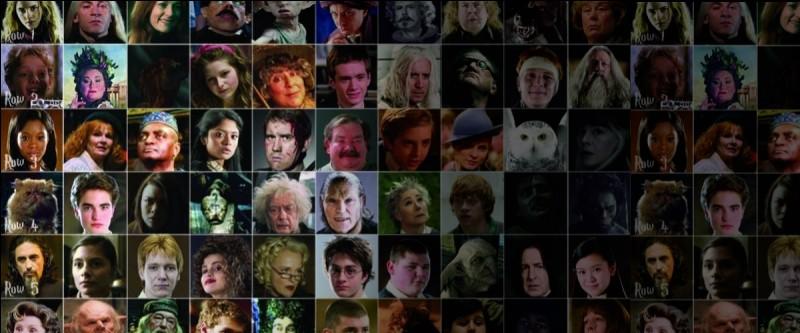 Quel est le personnage tout en bas à gauche ?
