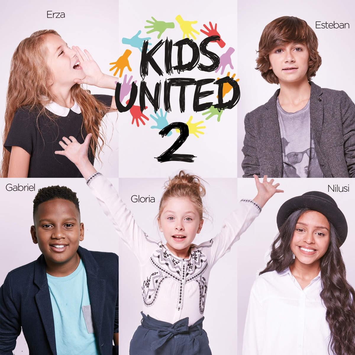 Quel membre du groupe Kids United es-tu ?