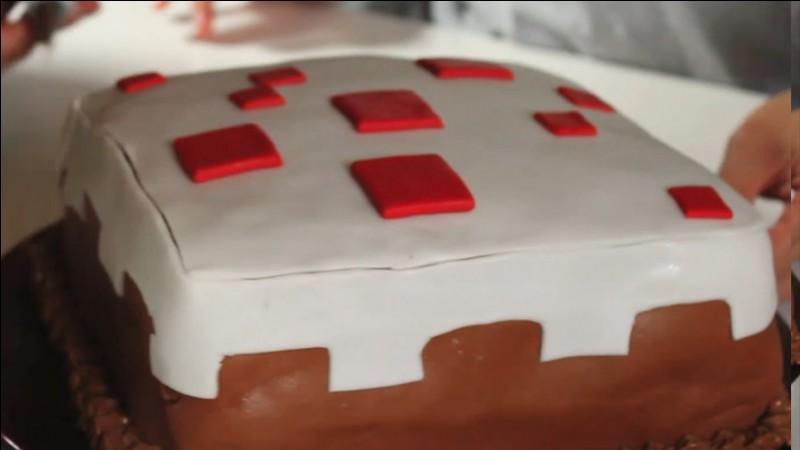 Qu'obtient-on comme trophée en cuisinant un gâteau ?