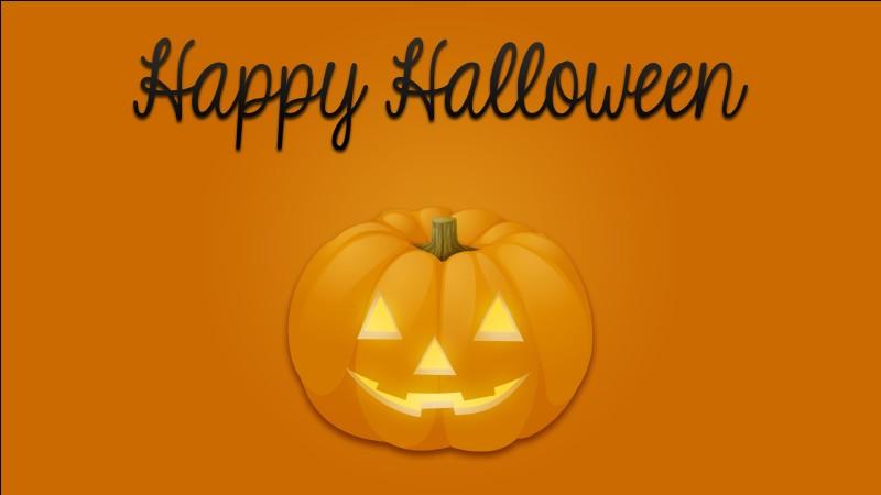Que s'est-il passé pendant Halloween ?