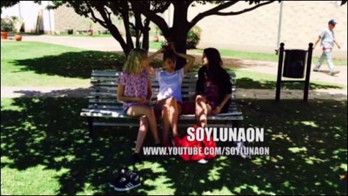 """Quelle est la première chanson de la saison 2 de """"Soy Luna"""" qui est sortie en premier sur le net ?"""