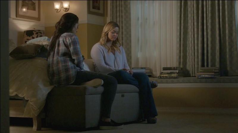 Que découvre-t-on à propos d'Alison ?
