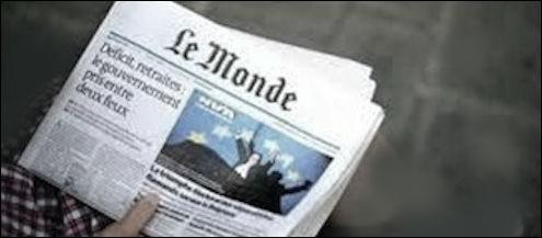 """Qui fut le fondateur du journal """"Le Monde"""" ?"""