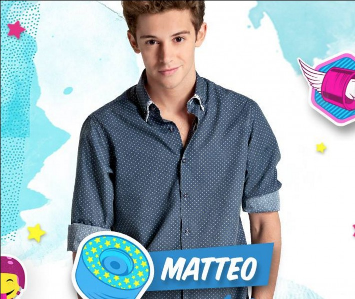Qui est le meilleur ami de Matteo ?