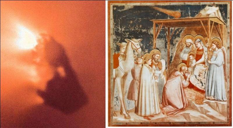 Pour quelle raison une sonde porte-t-elle le nom de Giotto ?
