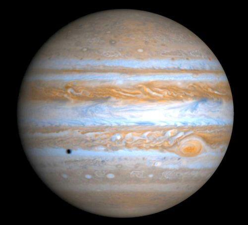 """Quelle est cette planète géante gazeuse ? Grégoire chantait """"retrouve-moi rue des étoiles, la deuxième après elle !"""