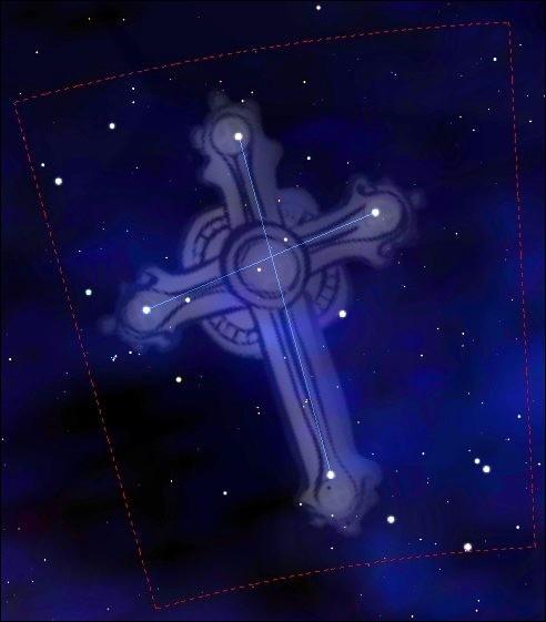 Cette étoile appartenant à la constellation de la Croix du Sud porte le même nom que le fils d'une certaine Olive !