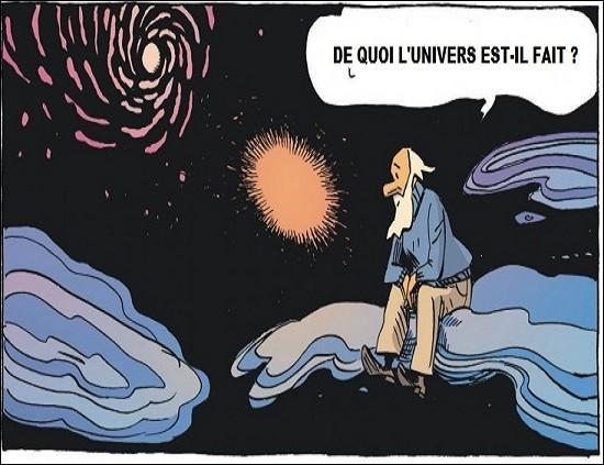 De quoi est fait l'Univers ?