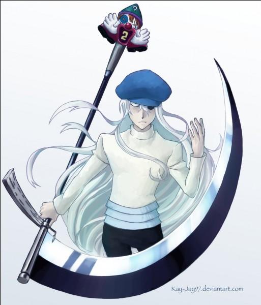 Face à qui Kaito a-t-il perdu son bras ?