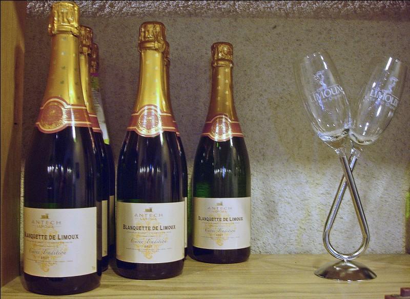 Limoux est connue pour son vin effervescent, la blanquette. Dans quel département est située cette ville ?
