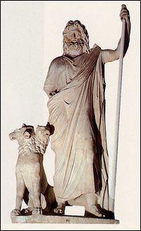 """Il ne reste plus que cette planète, rétrogradée au rang de naine, les Grecs l'appelaient """"Hadès"""", les Romains donnèrent à ce dieu des Enfers le nom de ..."""