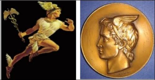 Elle est la planète le plus proche du soleil, pour les Grecs, elle représentait un Dieu, Hermès, mais pour les Romains c'était ...