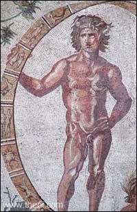 Les Grecs l'appelaient Ouranos, alors je ne vois pas trop quoi vous dire de plus !