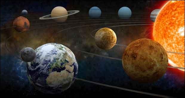 Quel est le principal corps céleste de notre système planétaire ?