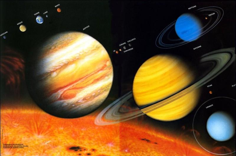 Quel est le nom de notre système planétaire ?