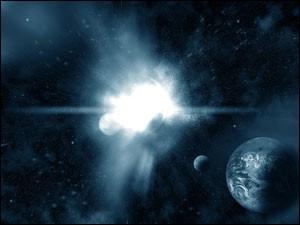 Et si la Terre est bleue comme une orange selon le poète, l'Univers chante-t-il ?