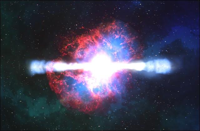 Comment nomme-t-on ces phénomènes d'explosions brutales libérant une quantité d'énergie considérable ?