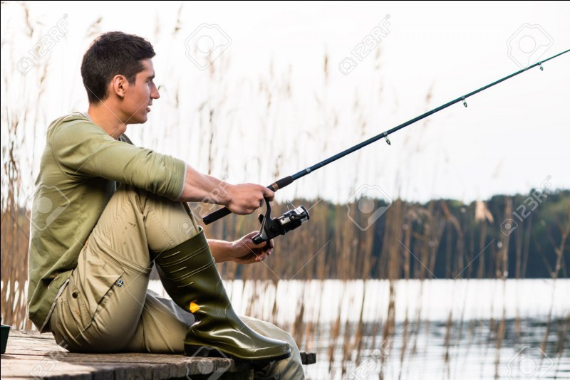 Trouvez le nom de cette activité économique ou de subsistance, professionnelle ou de loisir, qui consiste à capturer des poissons !