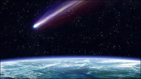 Quelle est l'affirmation juste pour une comète ?