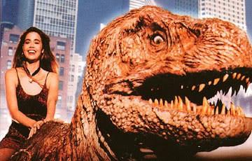 Les films de dinosaures de 1991 à 2014