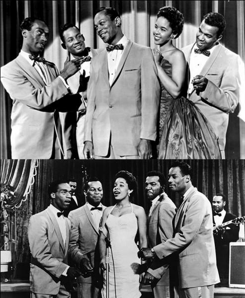 C'est une chanson que n'importe qui aimerait être capable de chanter à son amour ! C'est l'une des balades romantiques les plus connues des années 1950. Au moment de l'enregistrement de cette chanson, le groupe était composé de Tony Williams, David Lynch, Herb Reed, Zola Taylor et Paul Robi.Quel est ce groupe et quelle est cette chanson ?